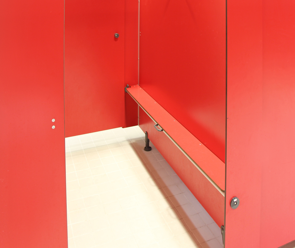 Cabine sanitaire PNPC double entrée - Kalysse